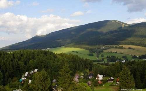 Ostružná dorp