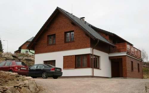 Horská chata Kaštánek