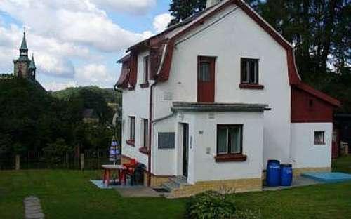 Chata Kateřina, České Švýcarsko, Mikulášovice
