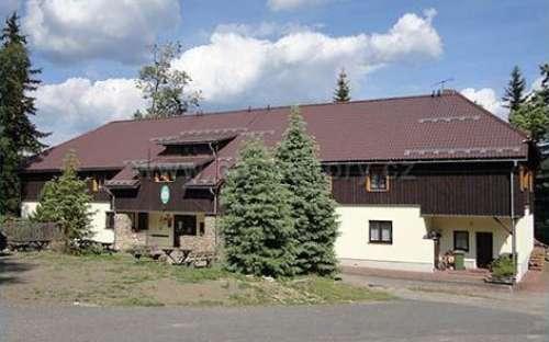 Chata KČT Na Prášilech, Šumava, Plzeňsko