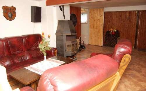 Obývací pokoj - vstup do relaxu