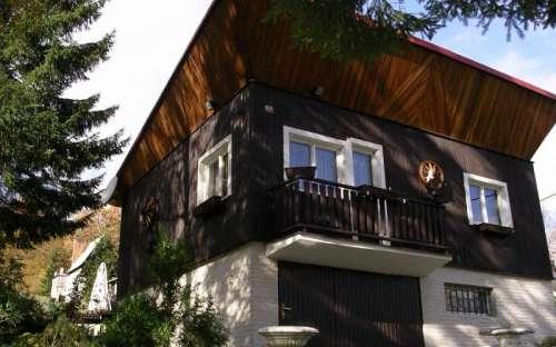 Chata Krásná - romantická chat s vířivkou v Beskydech, Moravskoslezsko