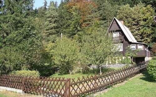Omheinde cottage-tuin