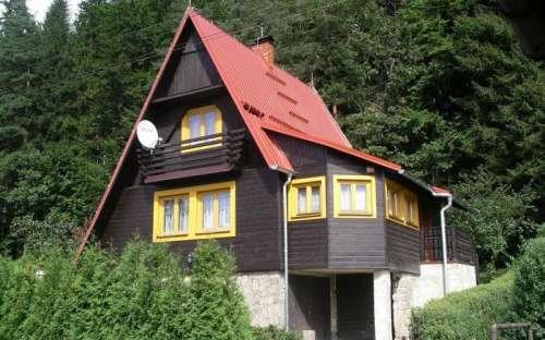 Domek Malenovice w Beskidach - zakwaterowanie dla maksymalnie 12 osób