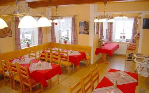 Restaurace Velká Úpa, Chata Milíře