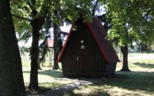 Kemp Morava - chata Muller 4 lůžka