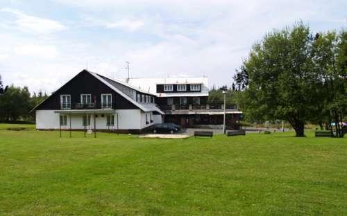 Horská chata na Souši, Desná, Liberecký kraj