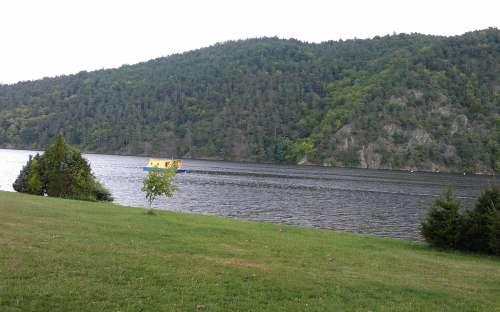 Sommerhus ved vandet