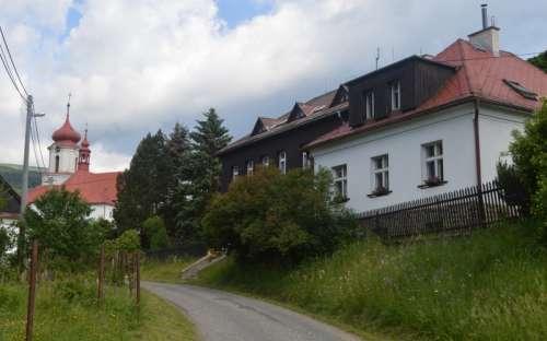 Horská chata Seninka, Králický Sněžník, Olomoucko