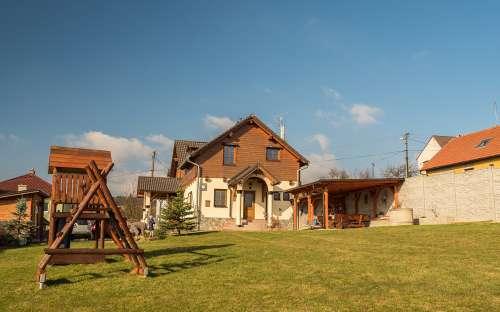 Stylová chata Oliver, Ubytování Březová, Zlínsko