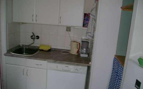 宿泊施設コテージオラシス-設備の整ったキッチン
