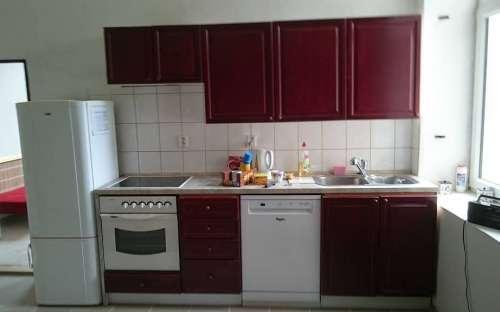コテージOrasice 52-XNUMX階のアパート、キッチン