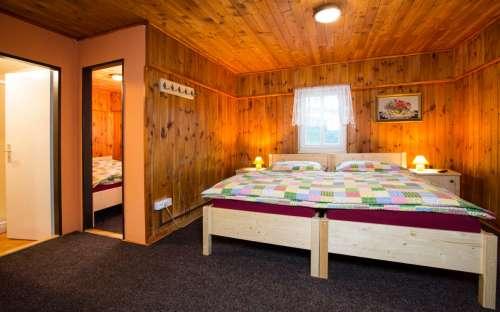 Rodinné pokoje 2+2