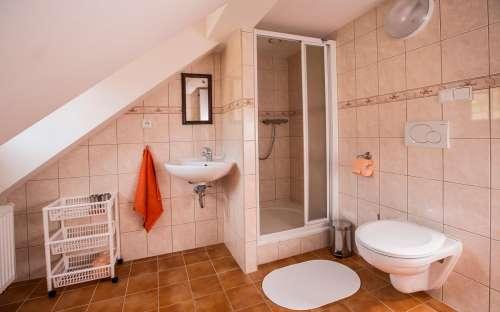 ファミリールーム4 + 2  - バスルーム