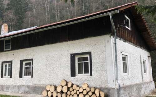 Horská chata pod Hrádkem, Horní Maršov - Temný Důl, Krkonoše