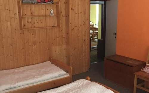 Ubytování ve 4 lůžkových apartmánech