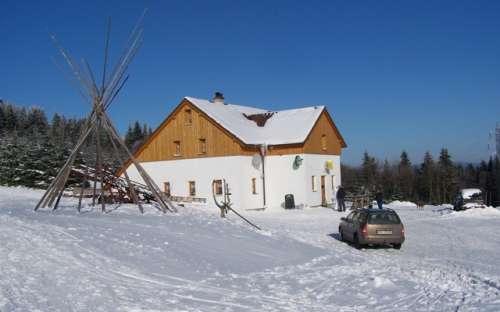 Chata pod Klínem, Ski Klub Ramzová, Olomoucký kraj