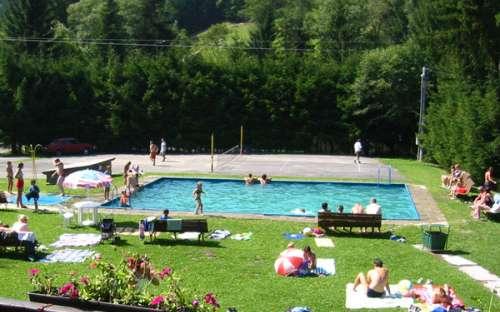 Zwemmen in Beskydy