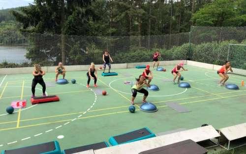 Sportovní/wellness víkend Chata Prýgl