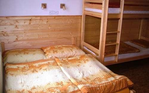 Nově zrekonstruovaný pokoj č. 13