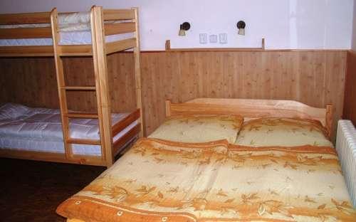 Nově zrekonstruovaný pokoj č. 6