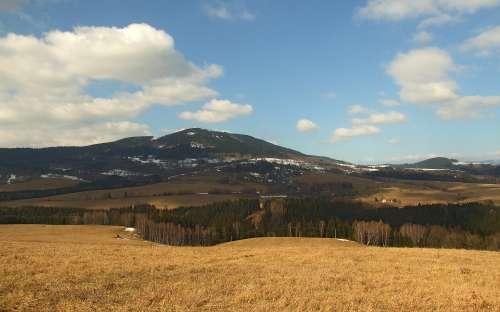 Pohled na Sviní horu