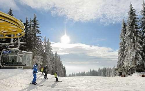 ośrodki narciarskie Kopřivná, karlov a praděd