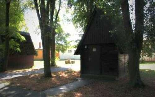 Kemp Morava - chata Richor 4 lůžka