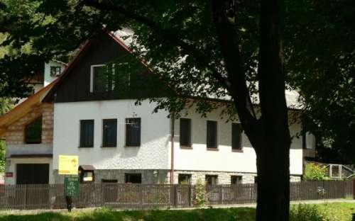 Chata Rybárna, Jablonné nad Orlicí, Pardubicko