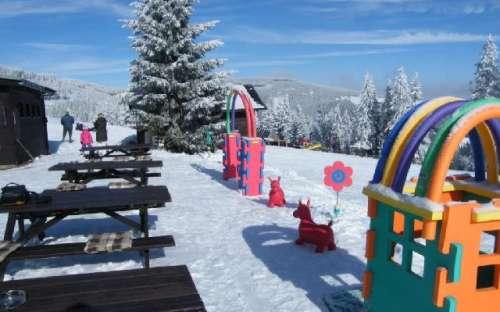 Stazione sciistica per bambini Sagasser's Booth