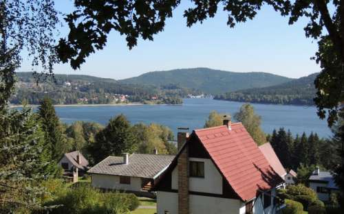 Cottage Sandra, apartments Lipno nad Vltavou