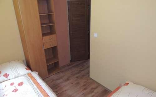 Apartmán přízemí - Pokoj dvě lůžka