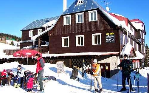 Chata Smetánka, horské ubytování Pec pod Sněžkou, chaty Královéhradecký kraj