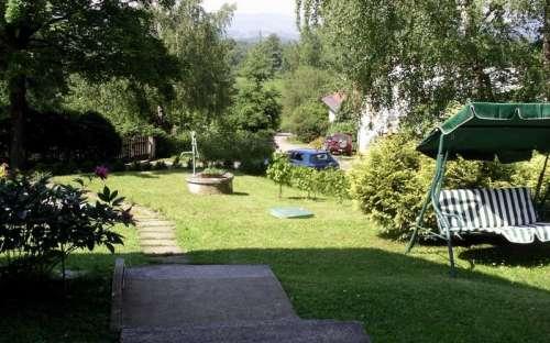 Huisje met tuin