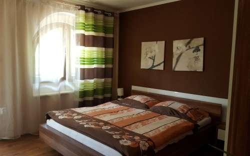 Ubytování - ložnice
