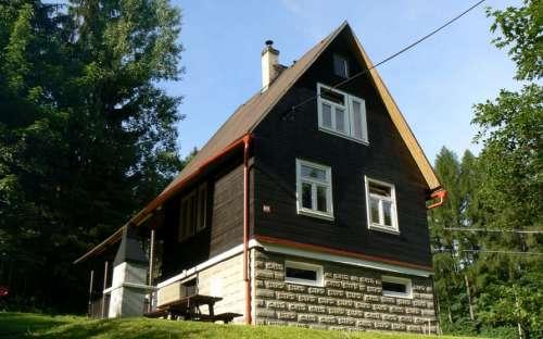 Domek U Sjezdovky Malenovice, w Beskidach, Morawy - Śląsk