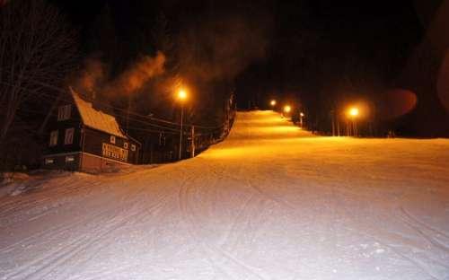 Stok narciarski Malenovice