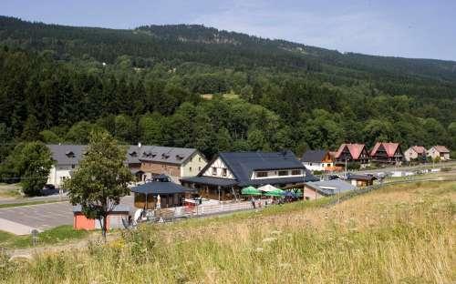 Domek letni, region Pardubice, Dolní Morava