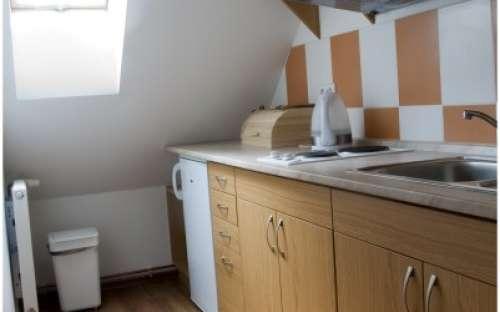 Appartamento marrone (massimo 6 persone) - cucina