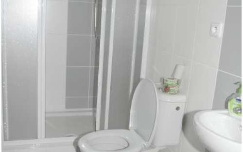Stanza bianca (max 2 persona) - bagno