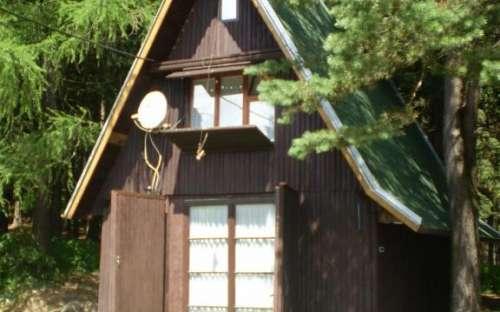 Chata U Vachtů - celoroční ubytování na Šumavě, Kubova Huť v jižních Čechách
