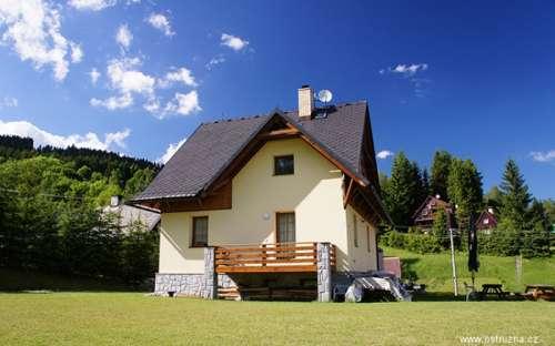 Cottage U Velryby, Ostružná, Olomouc Region