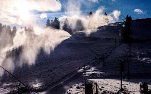 Ski Resort Ostružná - Jonas Park