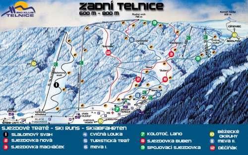 スキー場テルニツェ