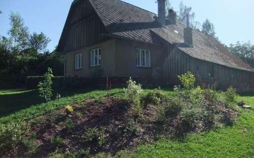 Chata Podkrkonoší - okolí