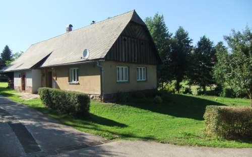 Sommerhus Podkrkonoší - omgivelser