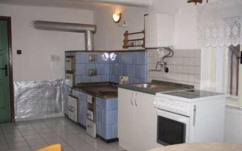 Chata Podkrkonoší - kuchyně