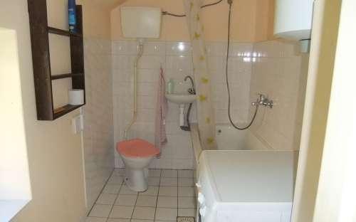 Chata Podkrkonoší - koupelna