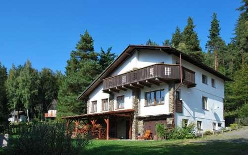 Chata Zach - levné ubytování na Šumavě