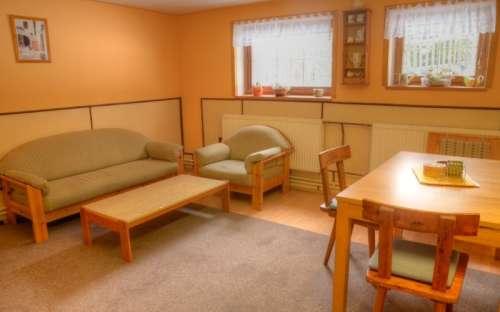 Společenská místnost nebo jídlelna